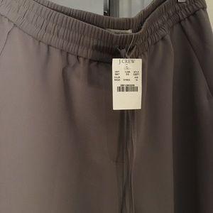 BNWT j crew pants size 12